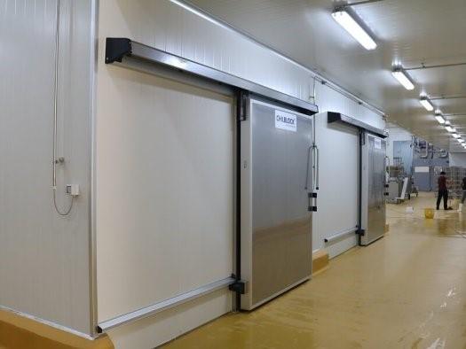 Cửa kho lạnh giúp bảo quản nhiệt độ phù hợp